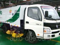 Huahuan TSW5067TSL street sweeper truck