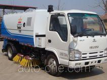 华环牌TSW5074TSL型扫路车
