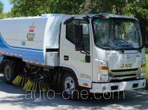 Huahuan TSW5077TSL street sweeper truck