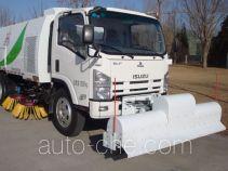 Huahuan TSW5100TXS street sweeper truck