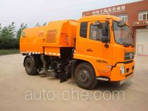 Huahuan TSW5161TSL street sweeper truck