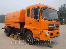 Huahuan TSW5162TSL street sweeper truck