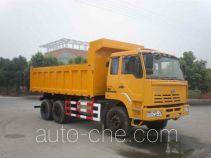 迈隆牌TSZ3254SMHG384型自卸汽车