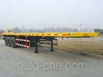 Mailong TSZ9380TJZP container carrier vehicle