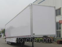 Mailong TSZ9391XXY box body van trailer