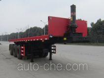 Mailong TSZ9402ZZXP flatbed dump trailer
