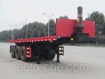 Mailong TSZ9401ZZXP flatbed dump trailer
