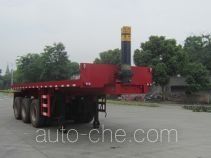 Mailong flatbed dump trailer