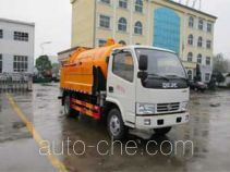 Tianweiyuan TWY5070GQWE5 sewer flusher and suction truck
