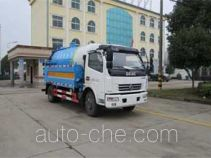 Tianweiyuan TWY5110GQWE5 sewer flusher and suction truck