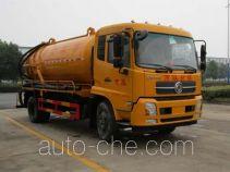 Tianweiyuan TWY5160GXWE5 sewage suction truck