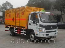 Tongxin TX5080XRQ4FT flammable gas transport van truck