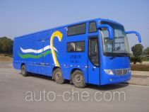 Tongxin TX5251XXY box van truck