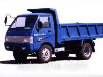 Tiantong TY1710D-Ⅰ low-speed dump truck