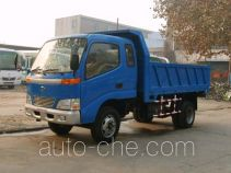 Tiantong TY4020PDA low-speed dump truck