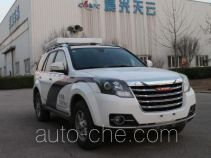 Sanjing TY5020XKCCC investigation team car