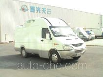 Sanjing Shimisi TY5040NJ satellite communication vehicle