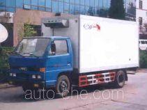 Sanjing Shimisi TY5040XLCJXP2K refrigerated truck