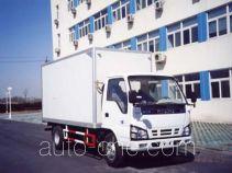 Sanjing Shimisi TY5043XXYQLPLK box van truck