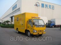 Sanjing Shimisi TY5050XGCQXQL engineering rescue works vehicle