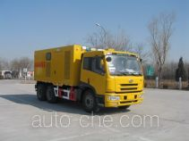 Sanjing Shimisi TY5160TDYCA power supply truck