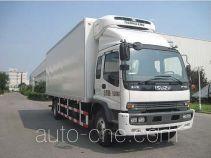 Sanjing Shimisi TY5160XLCQL refrigerated truck