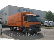 Sanjing Shimisi TY5250XDYBC power supply truck