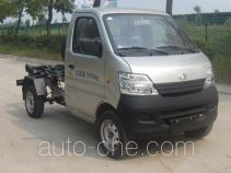 Zhonghua Tongyun TYJ5021ZXX detachable body garbage truck