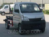 Zhonghua Tongyun TYJ5022ZXX detachable body garbage truck
