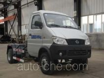 Zhonghua Tongyun TYJ5030ZXX detachable body garbage truck