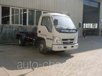 Zhonghua Tongyun TYJ5031ZXX detachable body garbage truck