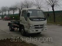 Zhonghua Tongyun TYJ5033ZXX detachable body garbage truck