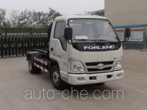 Zhonghua Tongyun TYJ5034ZXX detachable body garbage truck