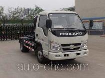 Zhonghua Tongyun TYJ5034ZXX detachable body garbage truck