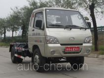 Zhonghua Tongyun TYJ5041ZXX detachable body garbage truck