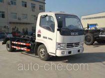 Zhonghua Tongyun TYJ5070ZXX detachable body garbage truck