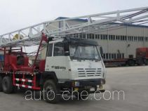 Zhonghua Tongyun TYJ5250TXJ well-workover rig truck
