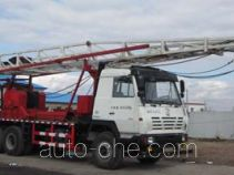 Zhonghua Tongyun TYJ5252TXJ well-workover rig truck