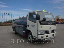 Yate YTZG TZ5040GJYED3 fuel tank truck