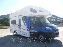 亚特重工牌TZ5045XLJC17H型旅居车