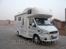 亚特重工牌TZ5045XLJNEEF型旅居车