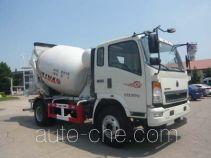 亚特重工牌TZ5167GJBZG4E型混凝土搅拌运输车