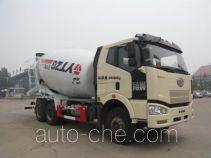 亚特重工牌TZ5250GJBCE3型混凝土搅拌运输车