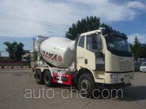 亚特重工牌TZ5250GJBCE6D型混凝土搅拌运输车