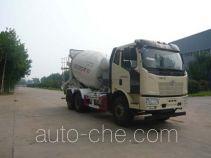 亚特重工牌TZ5250GJBCEAE型混凝土搅拌运输车