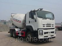 亚特重工牌TZ5250GJBQL6D型混凝土搅拌运输车