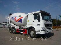 亚特重工牌TZ5257GJBZ4ND型混凝土搅拌运输车