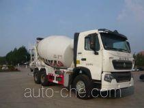亚特重工牌TZ5257GJBZ4NDT型混凝土搅拌运输车
