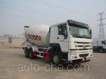 亚特重工牌TZ5257GJBZC4E1型混凝土搅拌运输车