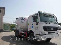 亚特重工牌TZ5257GJBZE3型混凝土搅拌运输车